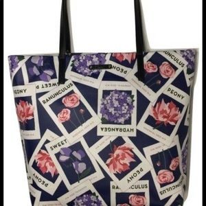 Kate Spade Daycation Seed Packet Bon Shopper Tote